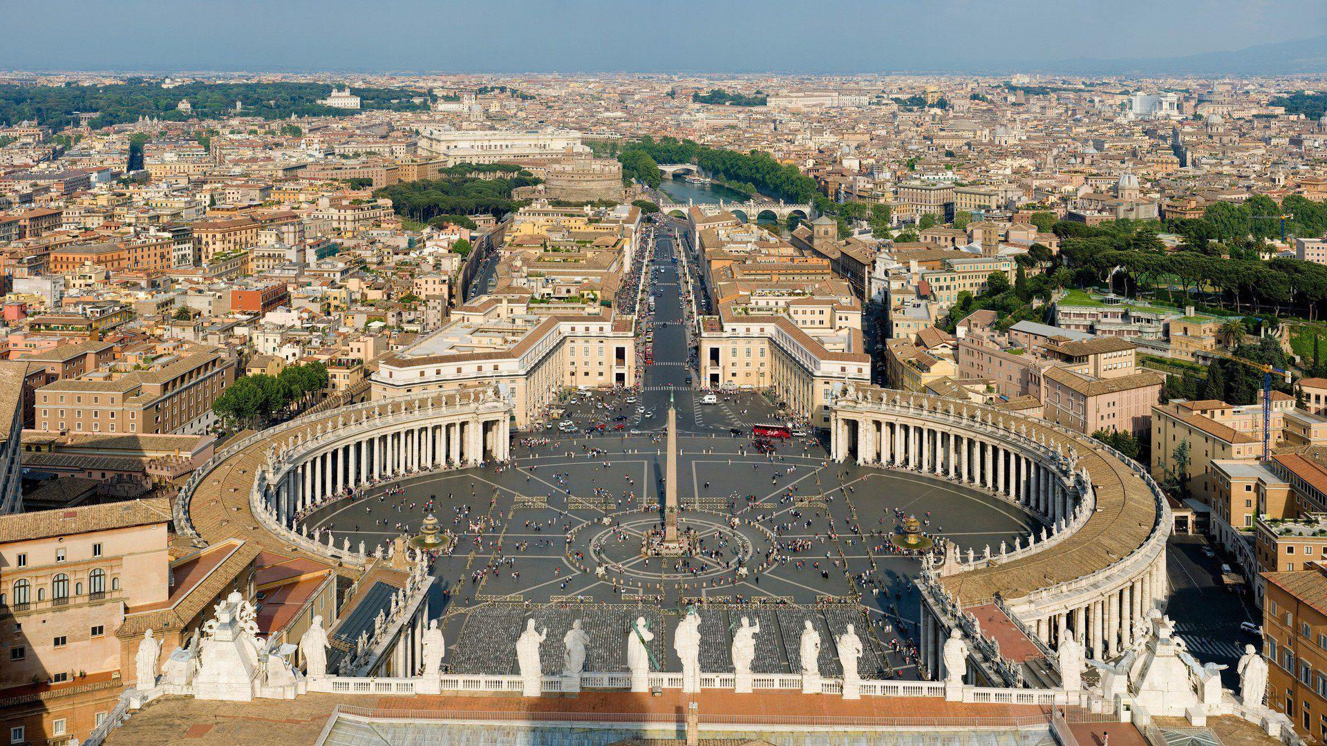 Ватикан собор Святого Петра