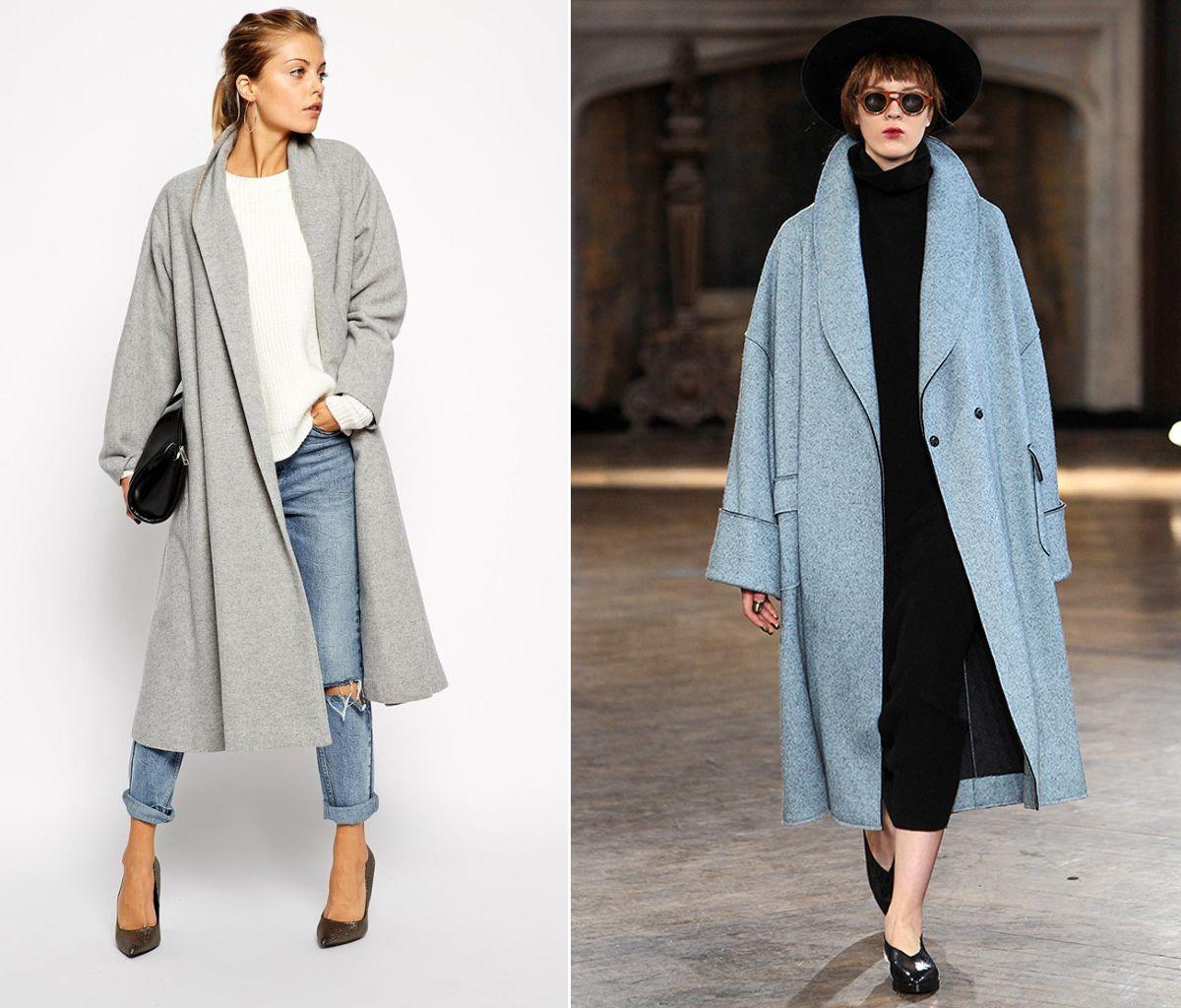 Женские пальто весна 2017